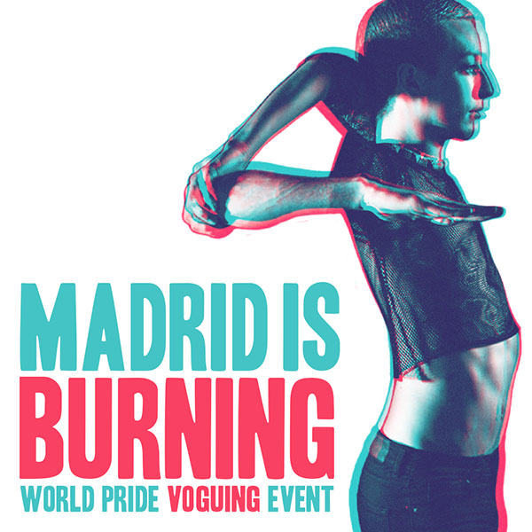 MADRID IS BURNING