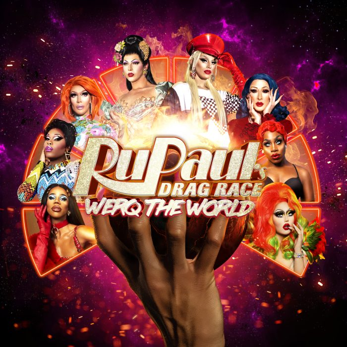 RUPAUL's Drag Race WERQ THE WORLD Tour 2019