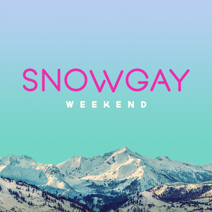 SNOW GAY WEEKEND